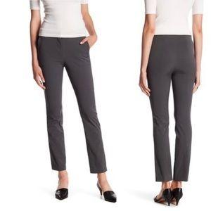 Theory Tennyson Neoteric Gray Trouser Dress Pant